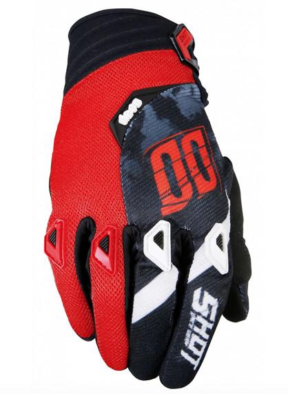 Shot Race Gear Squad Gloves Shot Race Gear Squad