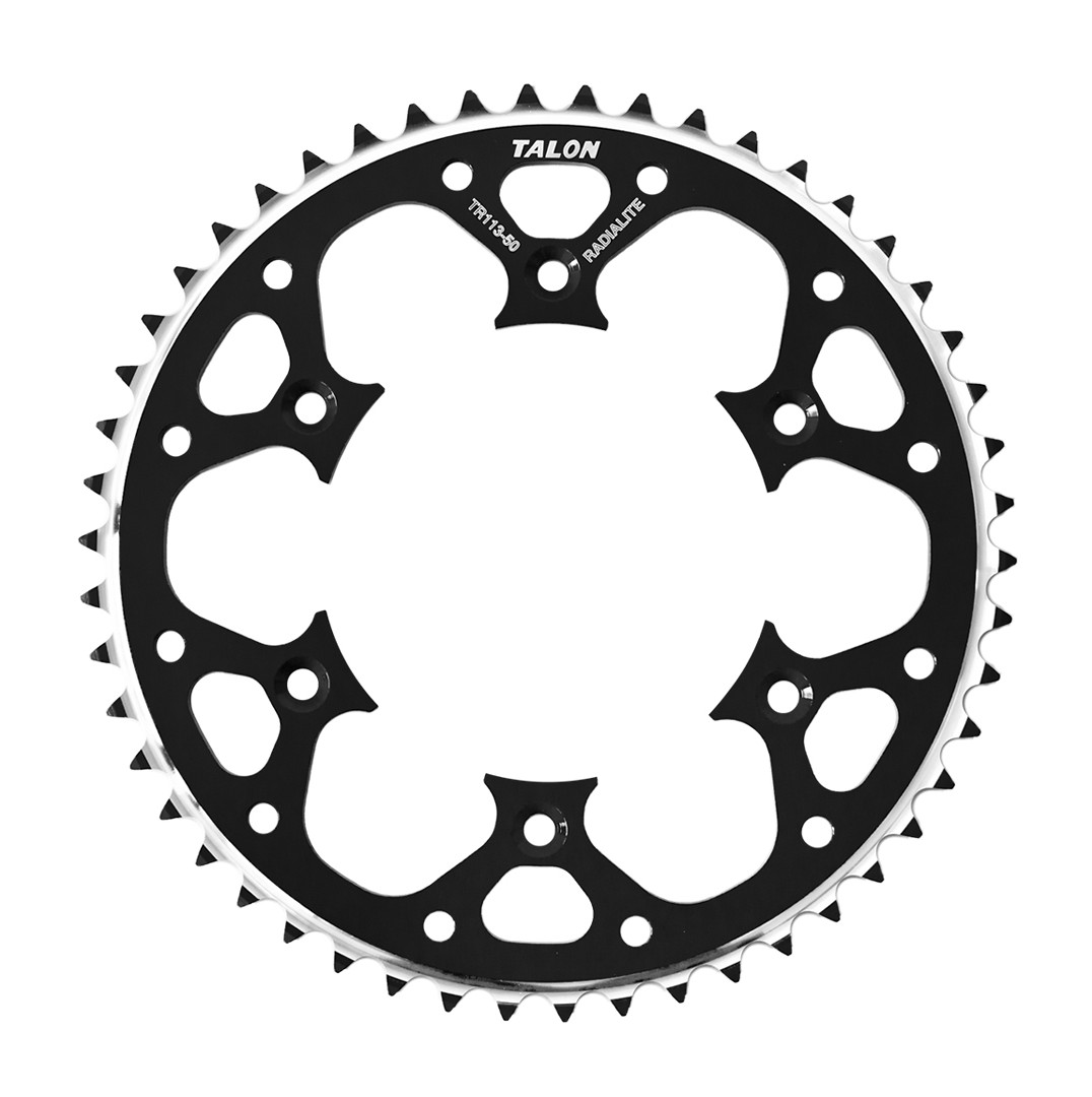 Talon Groovelite and Radialite Sprockets  Talon Sprocket