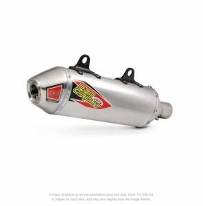 Pro Circuit KTM/Husky 450F T-6 Stainless Slip-On