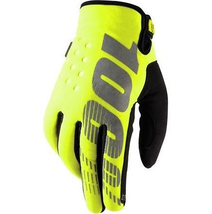 100% Brisker Cold Weather Gloves