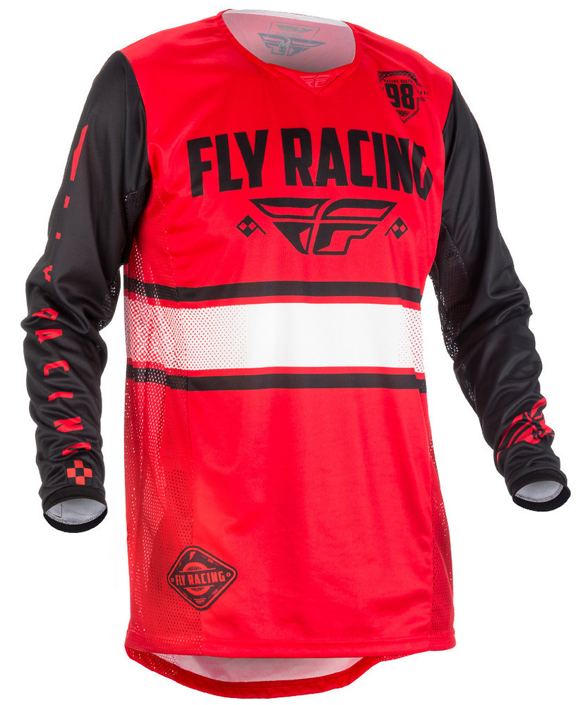 Fly Racing Kinetic Era Jersey Fly Racing Kinetic