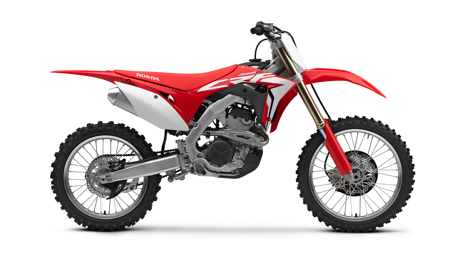 2018 Honda CRF250R - Reviews, Comparisons, Specs - Motocross / Dirt