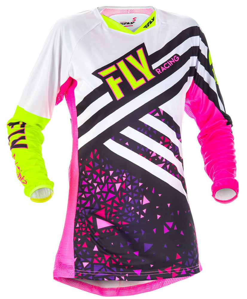Fly Racing Women's Kinetic Jersey & Pant  Fly Racing Women's Kinetic