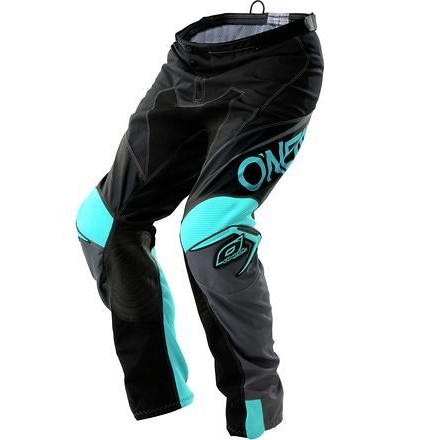 Black//Hi-Viz, 42 ONeal Mayhem Lite Mens Blocker Pant