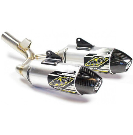 Bill's Pipes RE 13 Series Slip-On Dual Exhaust