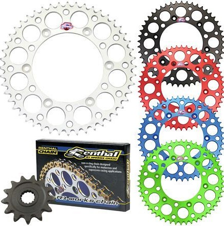Renthal Chain and Sprocket Kit