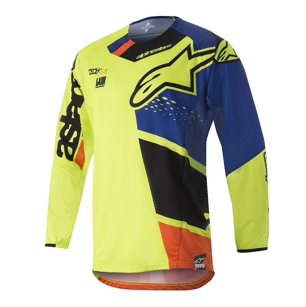 Alpinestars Techstar Factory Jersey Alpinestars Techstar Factory