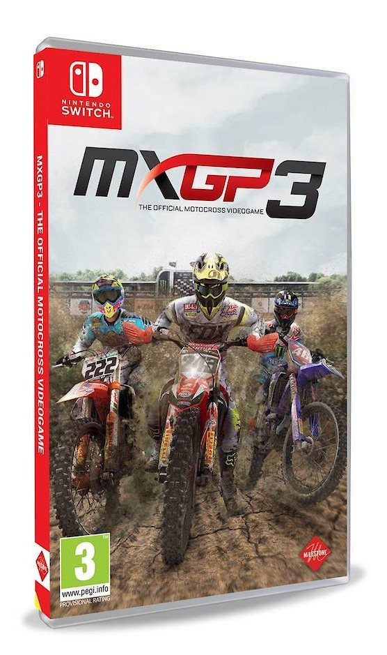 Mxgp 3 The Video Game For Nintendo Switch Reviews