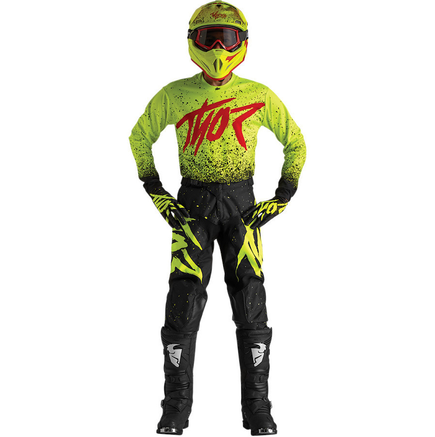Thor Pulse Hype Jersey & Pant Combo  Pulse Hype