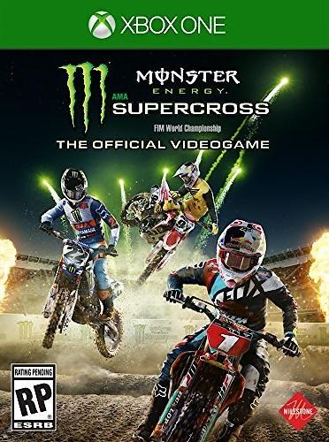 Monster Energy Supercross - The Video Game