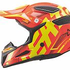 Leatt Helmet GPX 5.5 Junior V06 Orange/Yellow