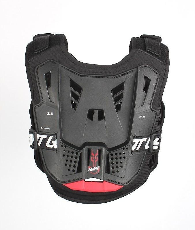 Black//White, Kids Leatt 2.5 Chest Protector