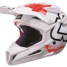 Leatt HELMET GPX 5.5 V15 WHT/RED