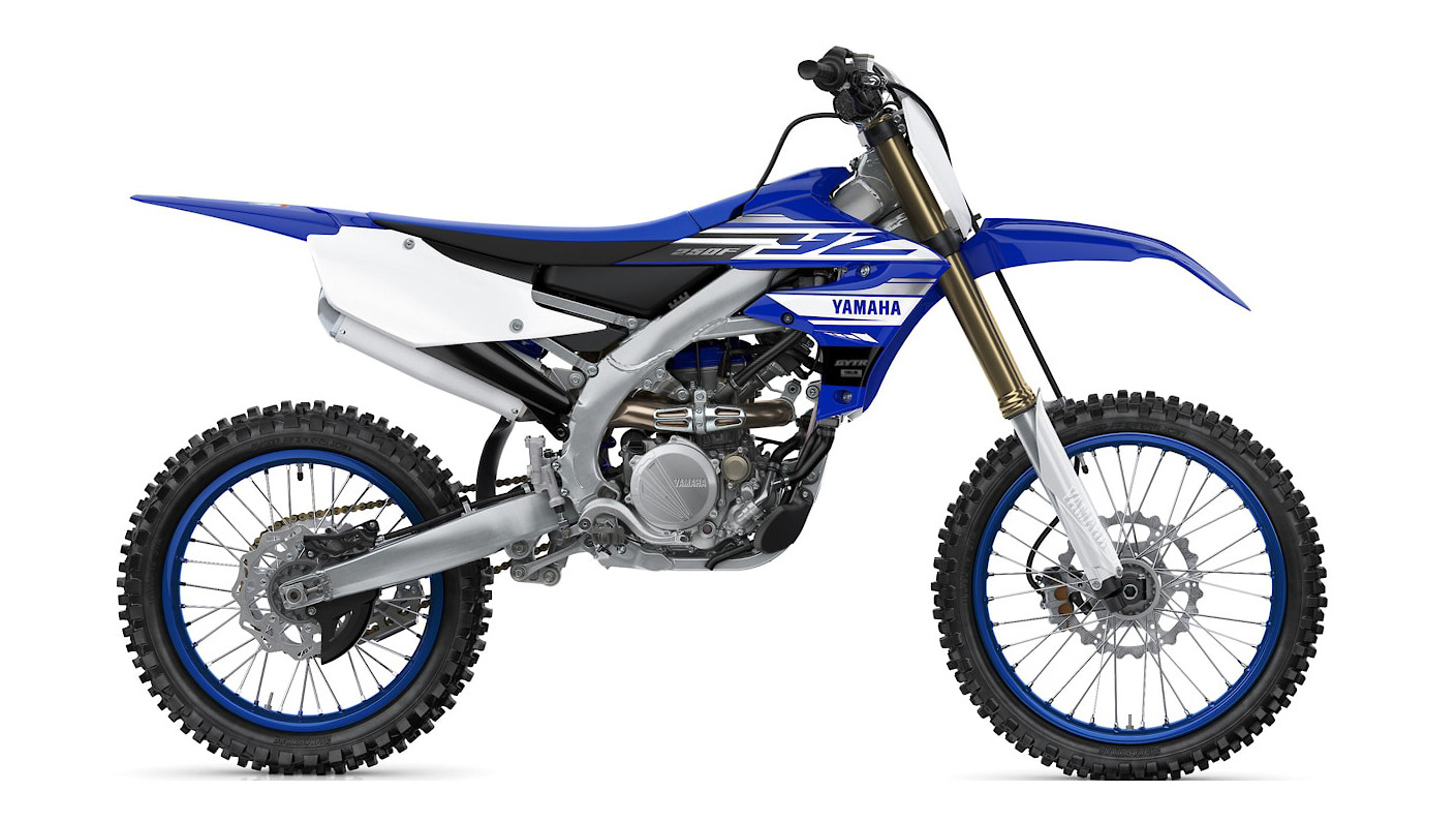 2019 yamaha yz450f reviews comparisons specs. Black Bedroom Furniture Sets. Home Design Ideas