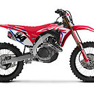 2019 Honda CRF450R Works Edition