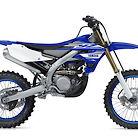 2019 Yamaha YZ450FX