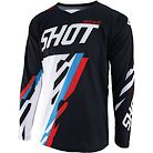 Shot Race Gear Contact Score Jersey & Pant Combo