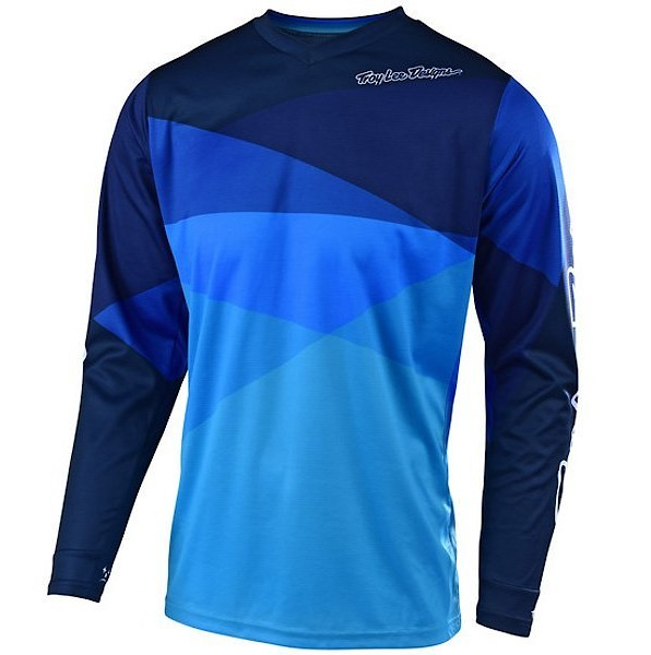 NEW 2019 TROY LEE DESIGNS TLD GP YAMAHA MOTOCROSS JERSEY BLUE ALL SIZES