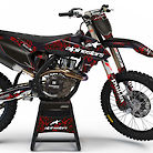 CGMX Graphics KIT SX85 SX105 ALPINESTARS ADN