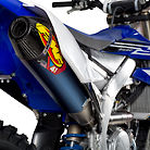 FMF Racing Factory 4.1 RCT Titanium Anodized Full System