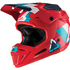 Leatt Helmet GPX 5.5 Jr v19.2 Red/Teal