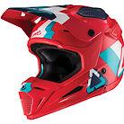 Leatt Helmet GPX 5.5 Jr v19.2 Red/Teal