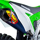 FMF Racing Factory 4.1 RCT Titanium FS for KX250