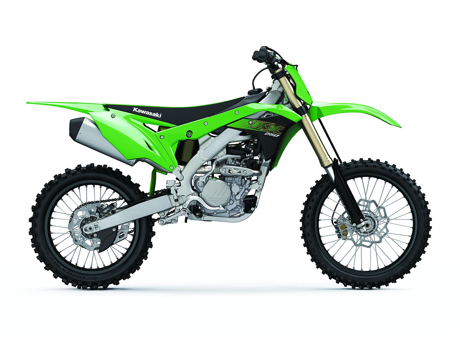 2020 Kawasaki KX250 - Reviews, Comparisons, Specs