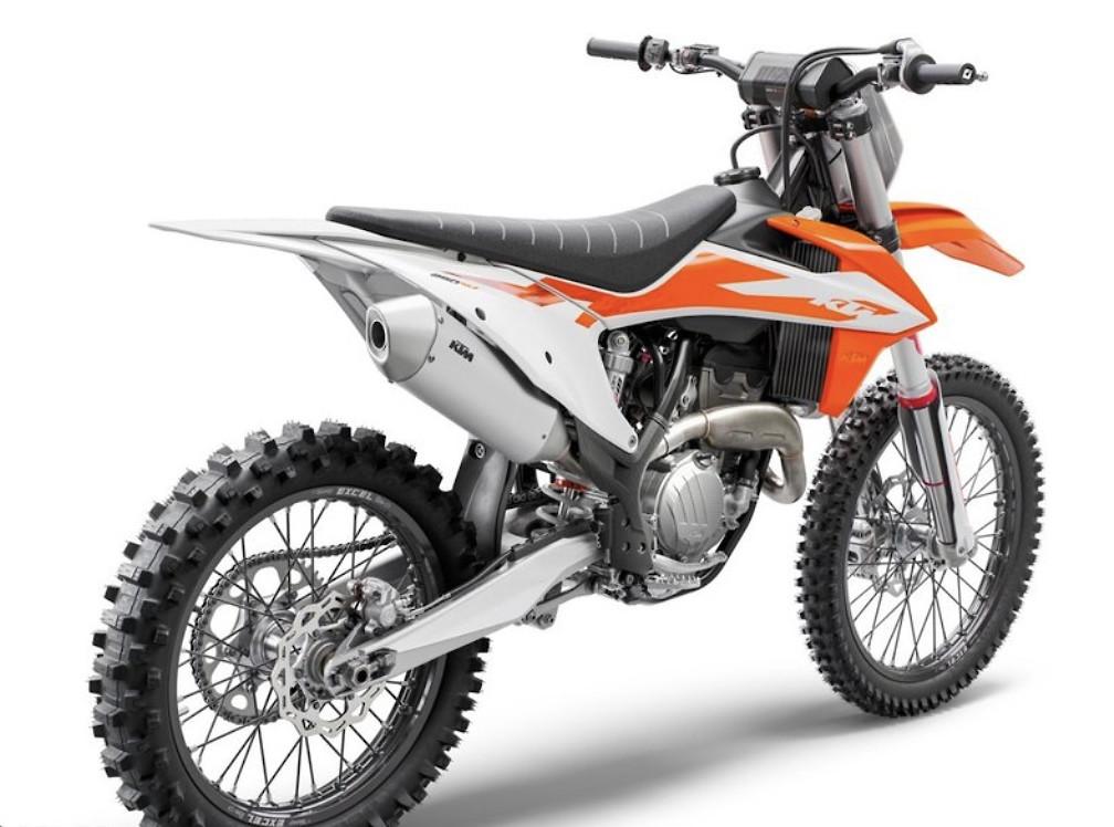 KTM 2020 350 XC-F Powerful Dirt Bike - Review Specs