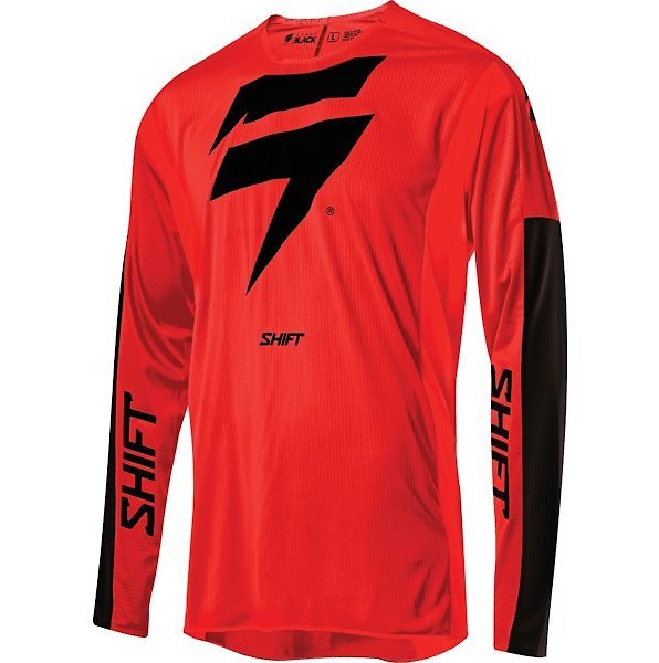 Shift MX Black Label Race 1 Jersey