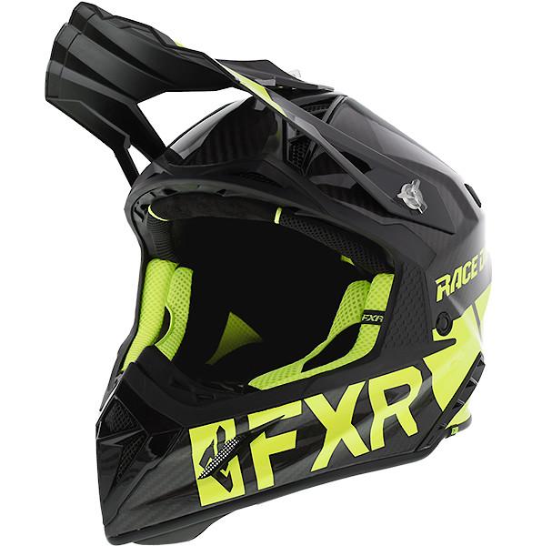 FXR Helium Carbon