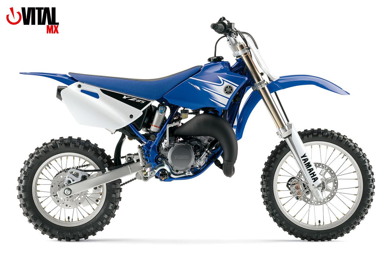2007 Yamaha Yz85 Reviews Comparisons Specs Motocross