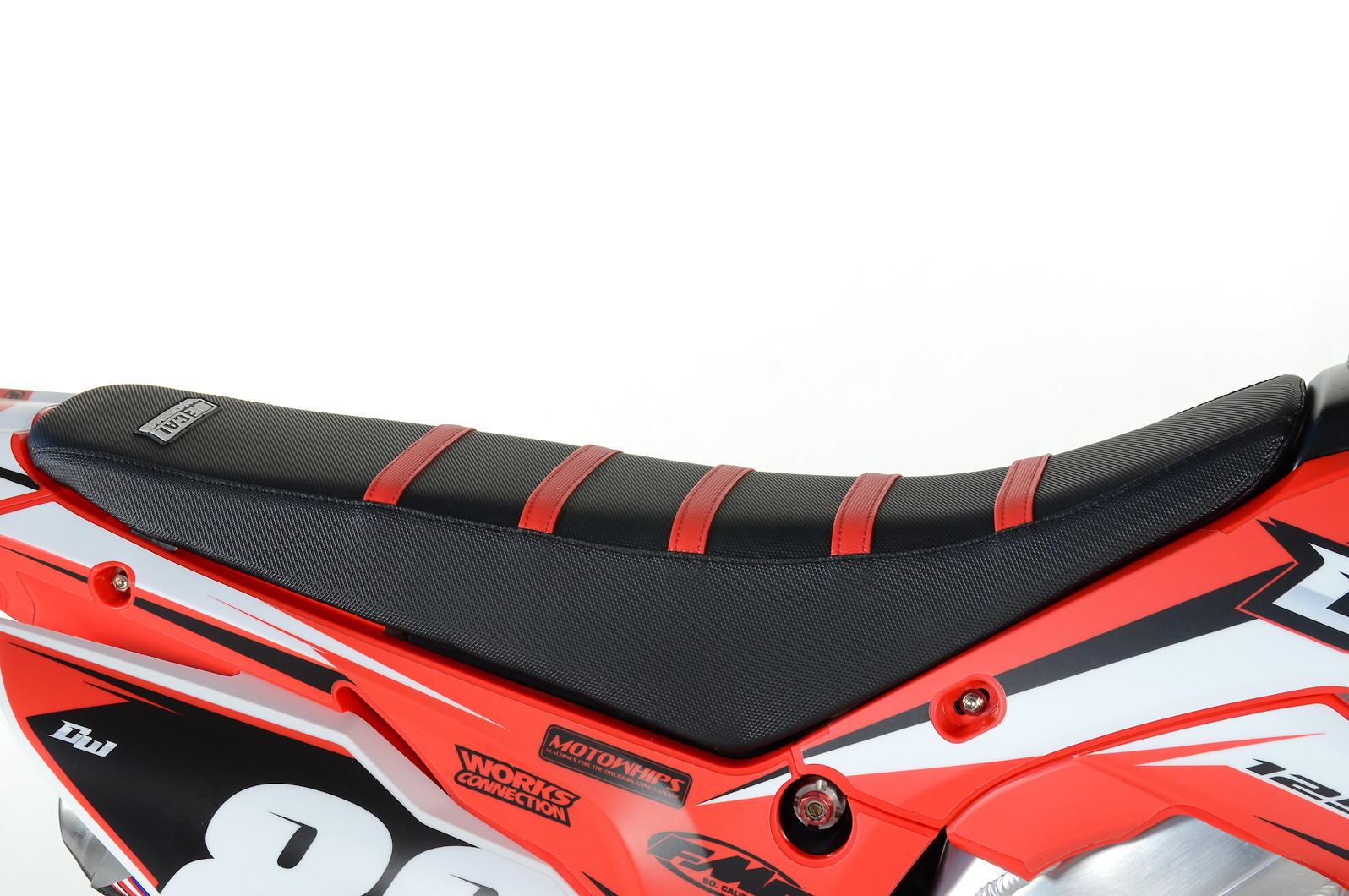 CR125 DeCal Works Seat Seat Cover