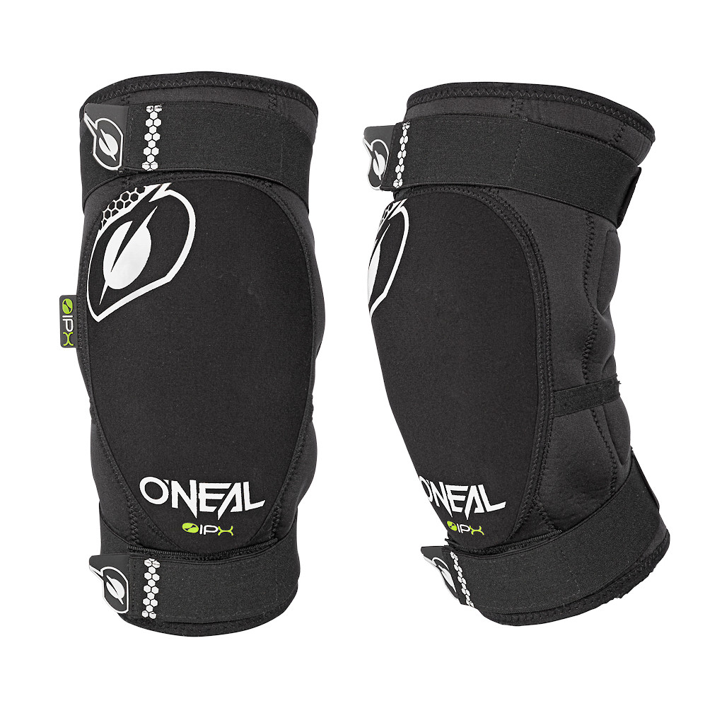 2020_O'Neal_DIRT_Knee_Guard_black_front