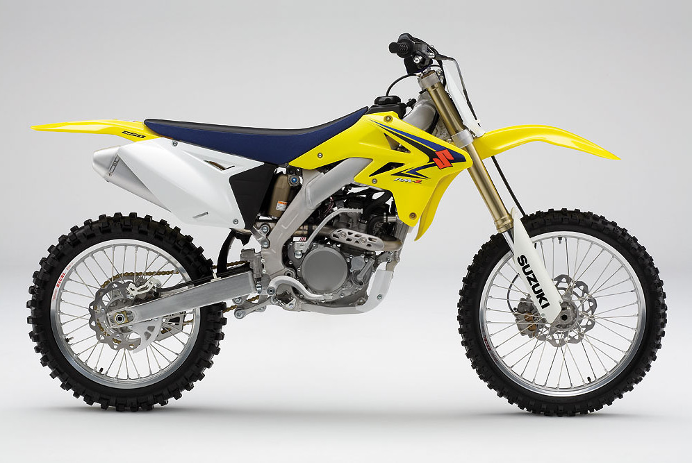 2008 Suzuki Rm Z250 Reviews Comparisons Specs