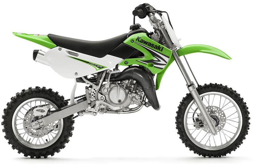2008 Kawasaki KX65  2008 Kawasaki KX65