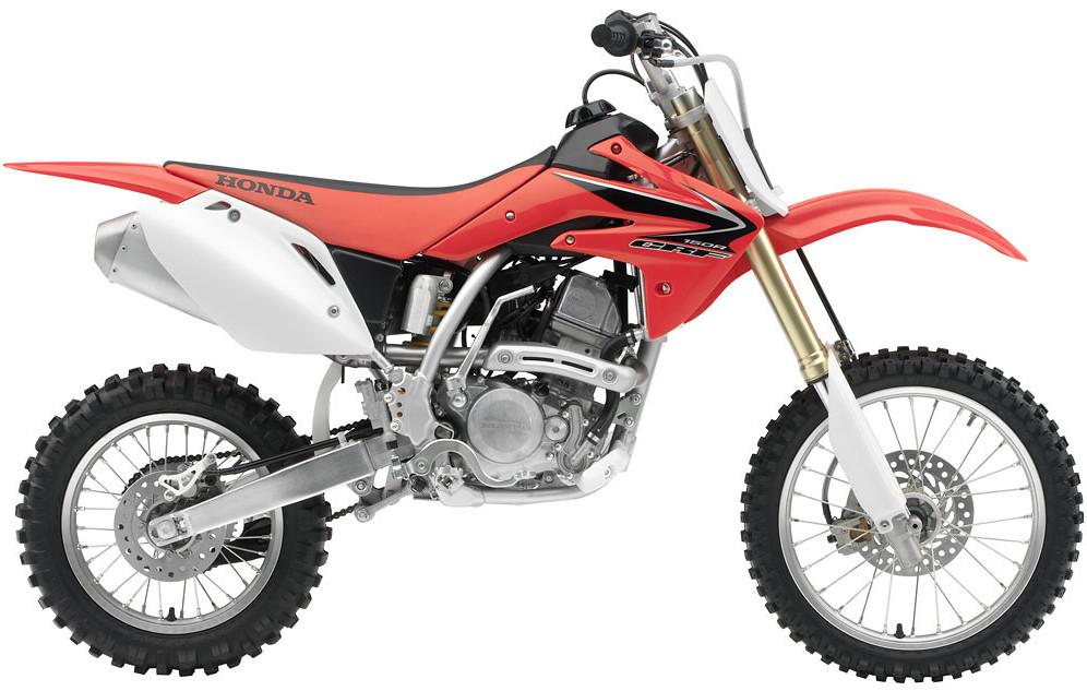 2008 Honda CRF150R  2008 Honda CRF150R
