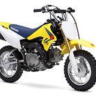 2008 Suzuki DR-Z70