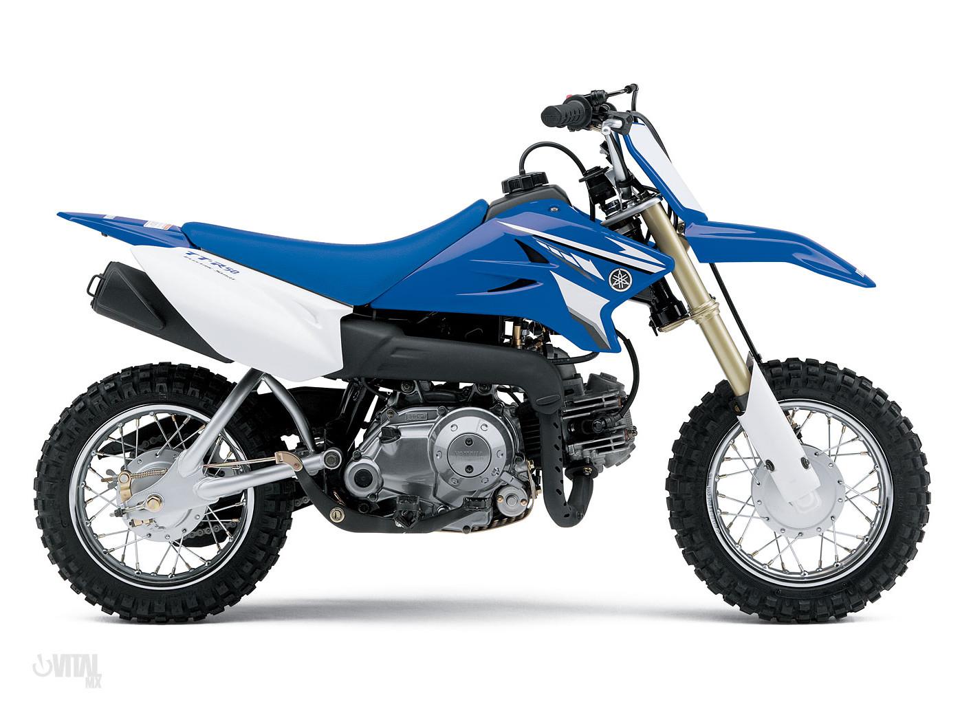 2008 Yamaha TT-R50E
