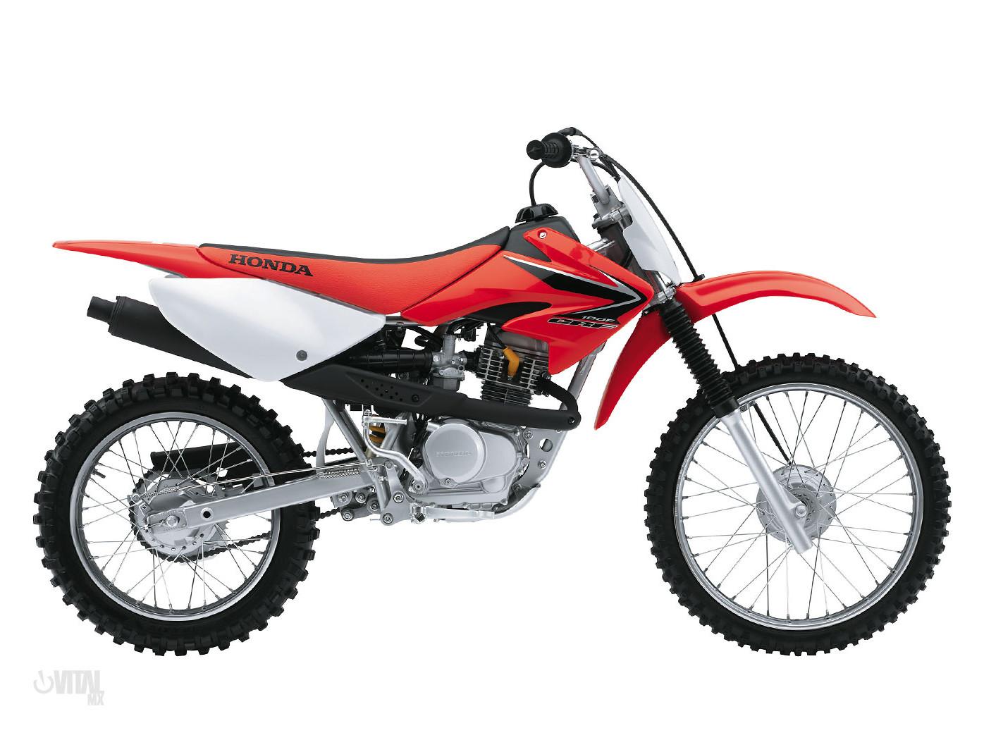 2008 Honda CRF100F  2008 Honda CRF100F