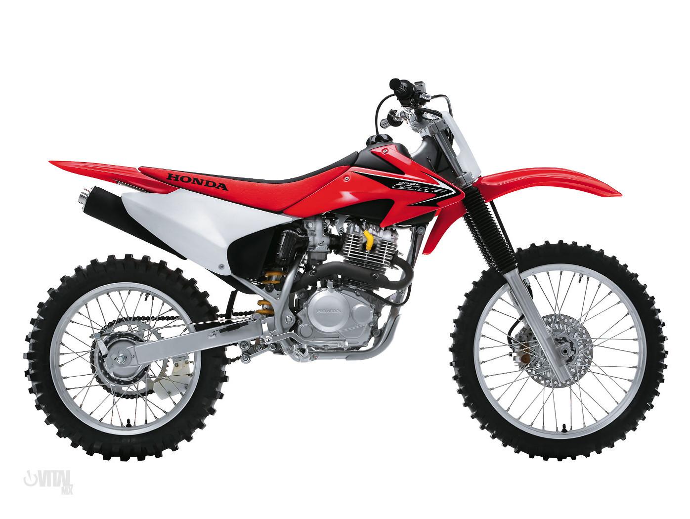 2008 Honda CRF230F  2008 Honda CRF230F