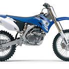 2007 Yamaha YZ450F (Blue)