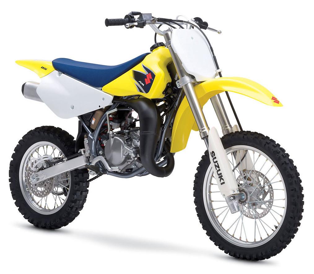 2007 Suzuki RM85  2007 Suzuki RM85