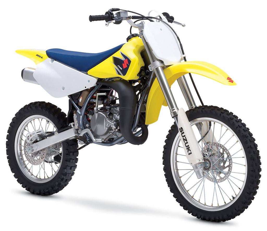 2007 Suzuki RM85L