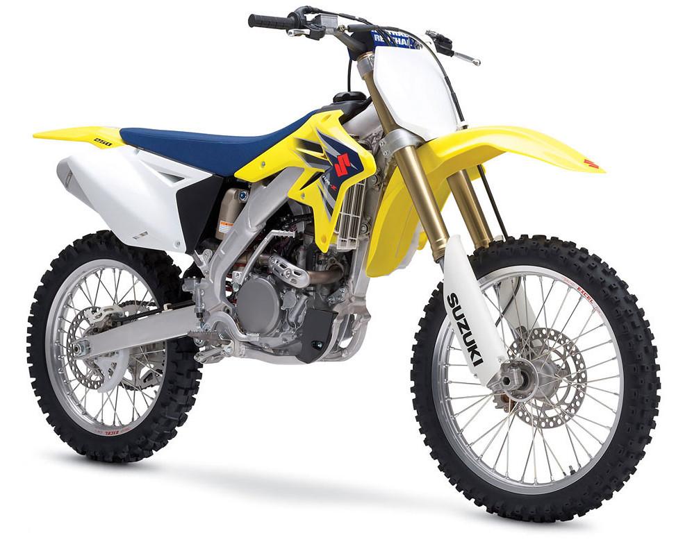 2007 Suzuki RM-Z250