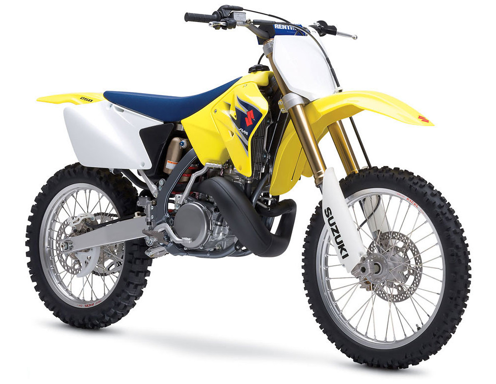 Suzuki Motocross Riding Gear
