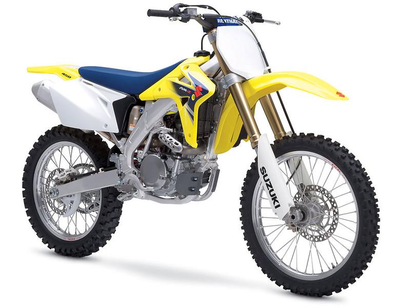 2007 Suzuki RM-Z450