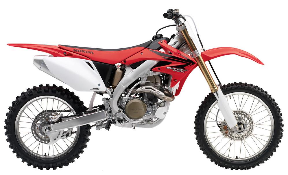 2007 Honda CRF450R
