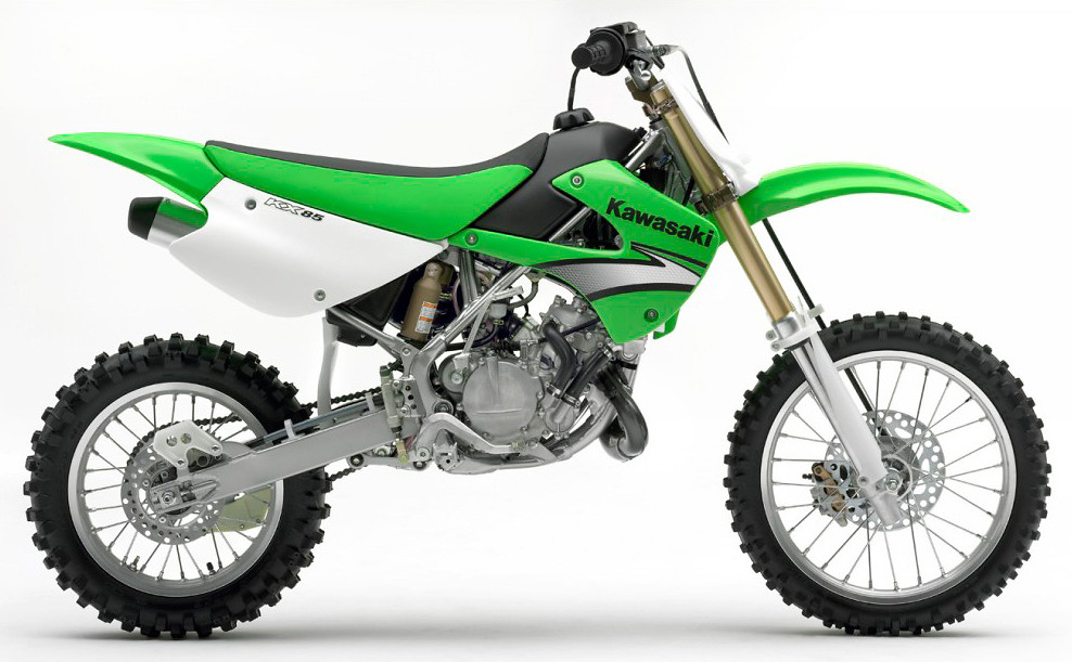 Phenomenal 2007 Kawasaki Kx85 Reviews Comparisons Specs Motocross Gamerscity Chair Design For Home Gamerscityorg