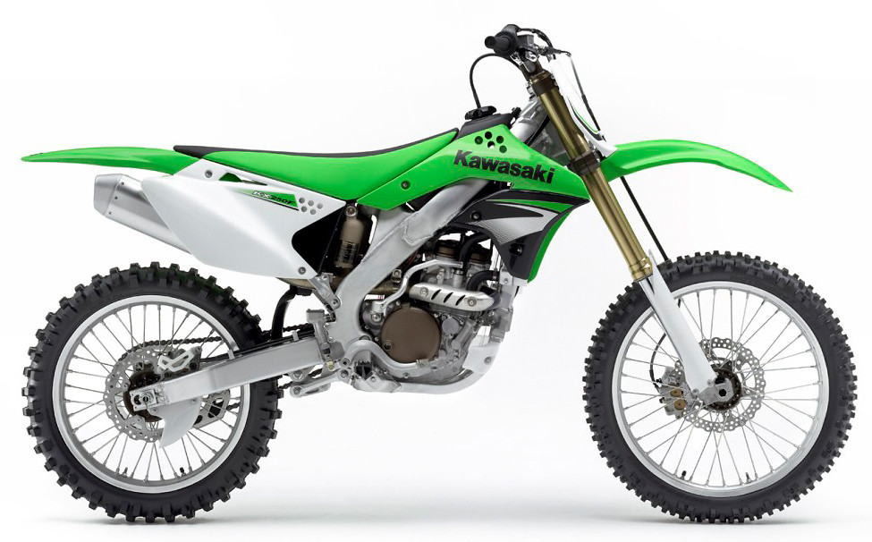 2007 Kawasaki Kx250f Reviews Comparisons Specs